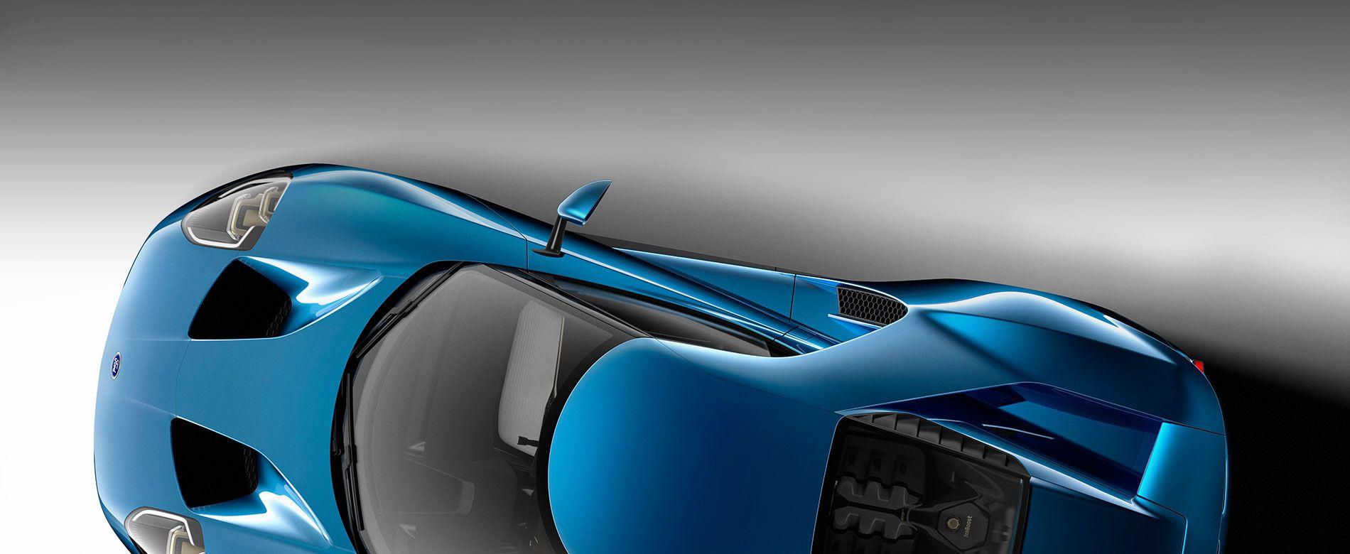 Allnew ford gt sets new standard for ford innovation