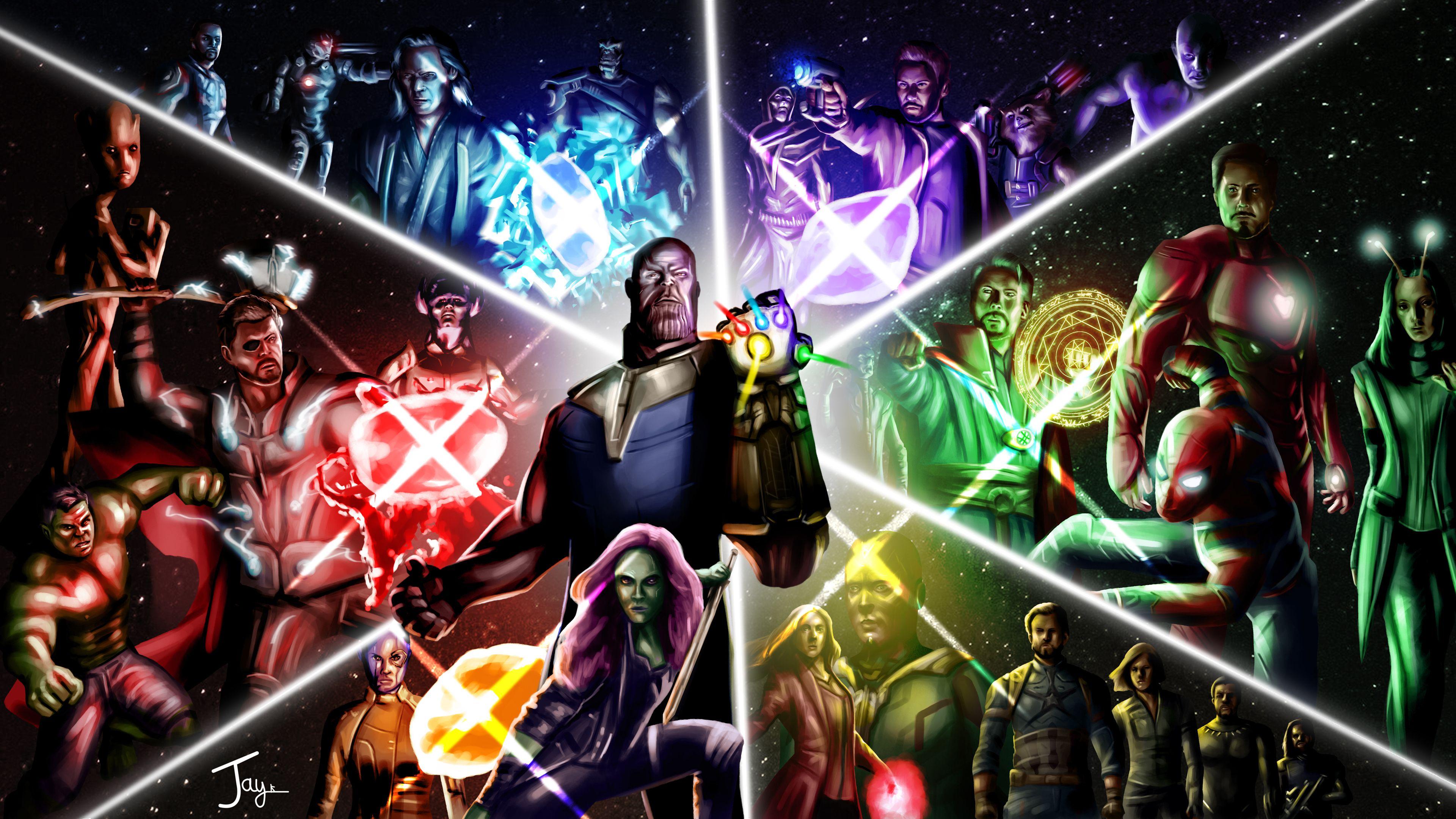 Infinity War Images Hd