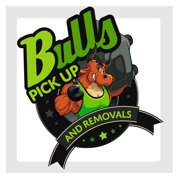 The Brief For The Bulls Pick Up Logo Was Tight The Client Has A Strong Attachment To His Local Football Club And Reque Logo Inspiration Logos Mario Characters