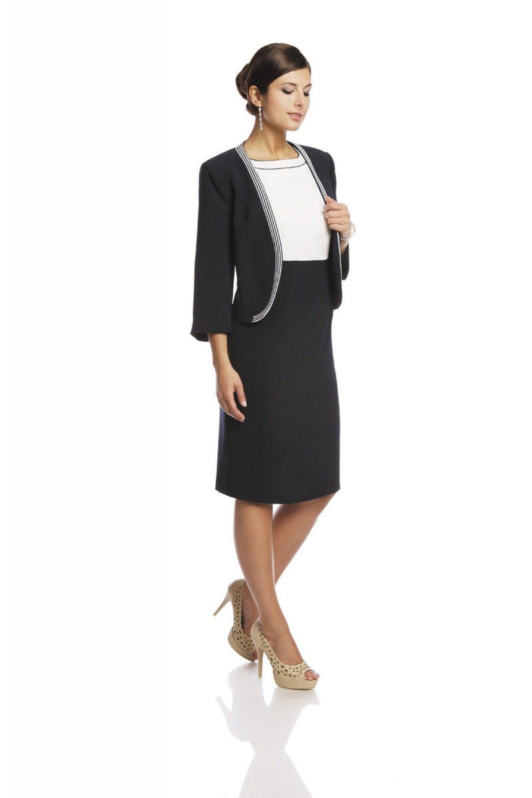 schön und billig kleid mit jacke festlich online shop | kleidung auf ...