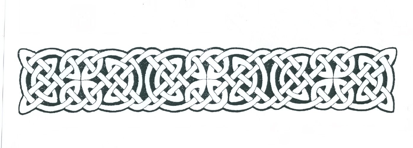 Celtic Pattern Band 1000 Images About Tattoo On Pinterest