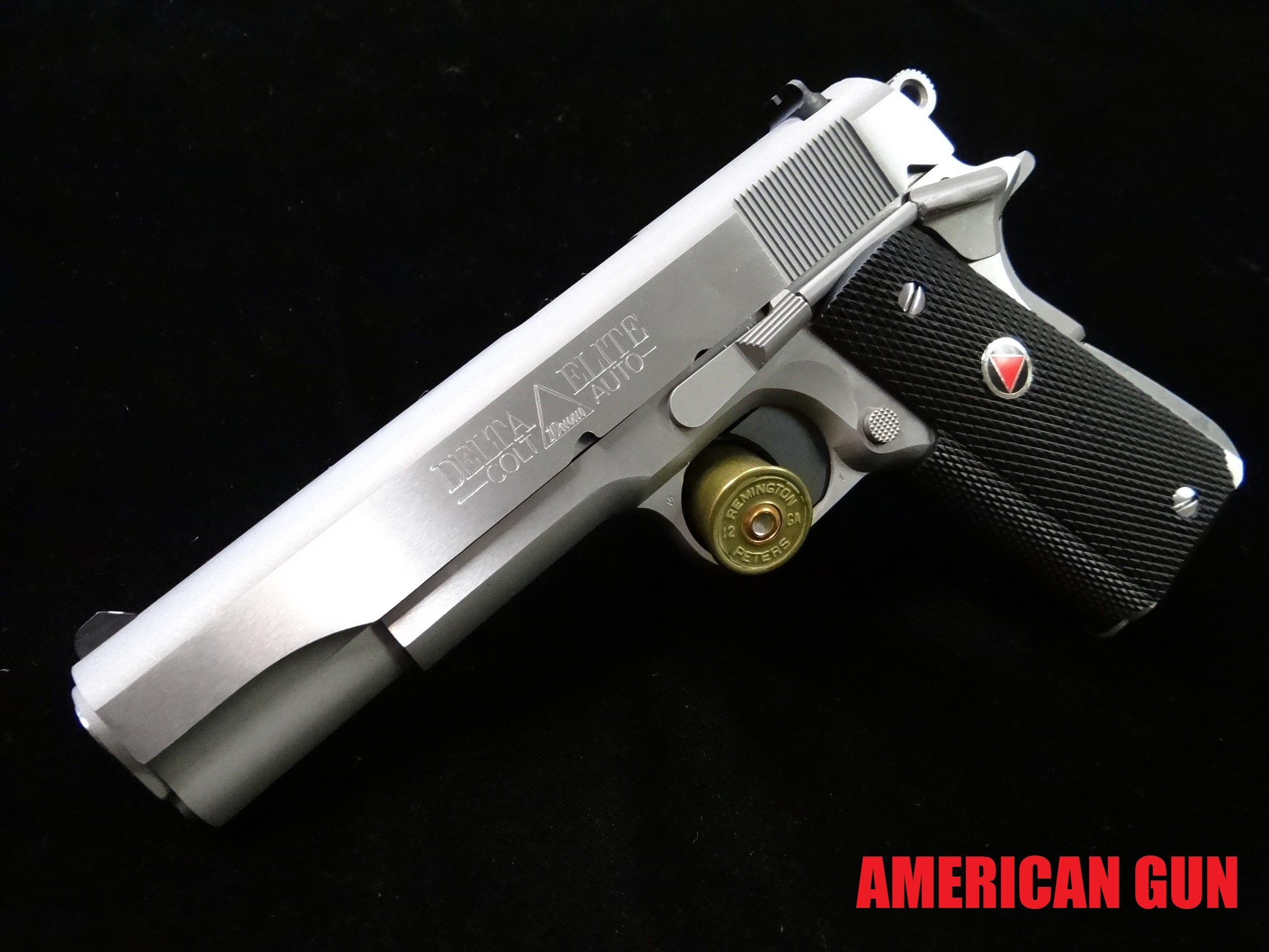 Colt Delta Elite 10 Millimeter Firearms Hand Guns Revolver Guns