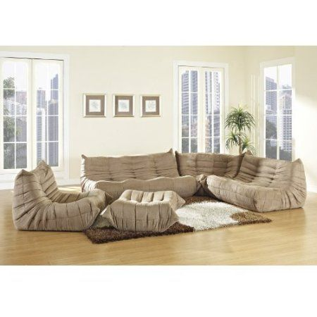 Lexington Modern Waverunner Modular Sectional Sofa Set  sc 1 st  Pinterest : lexington sectional - Sectionals, Sofas & Couches