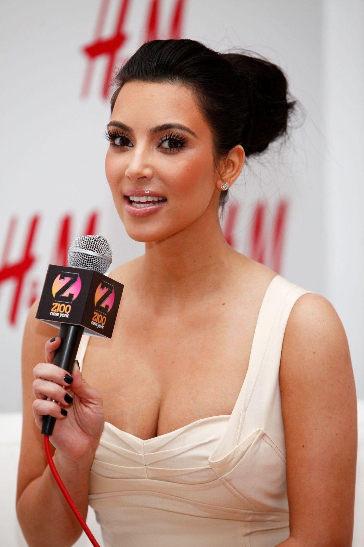 Kim Kardashian poses naked with Bo Derek inspired hair
