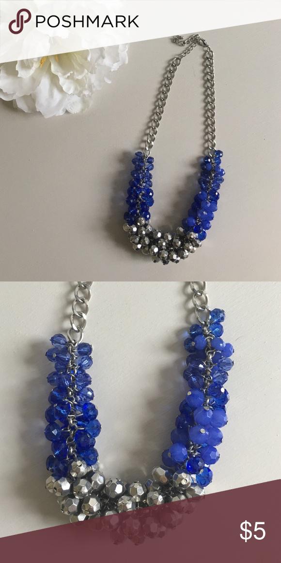 New York & Company statement necklace New York & Company statement necklace. Like new condition. New York & Company Jewelry Necklaces