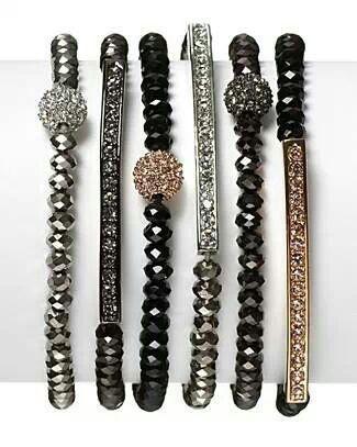 Gorgeous bracelets