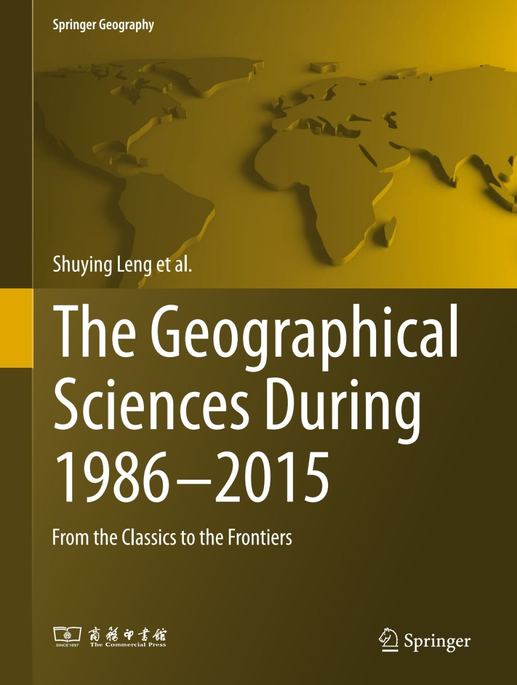 The Geographical Sciences During 1986 2015 Ebook Spatial Analysis Sustainability Science Science