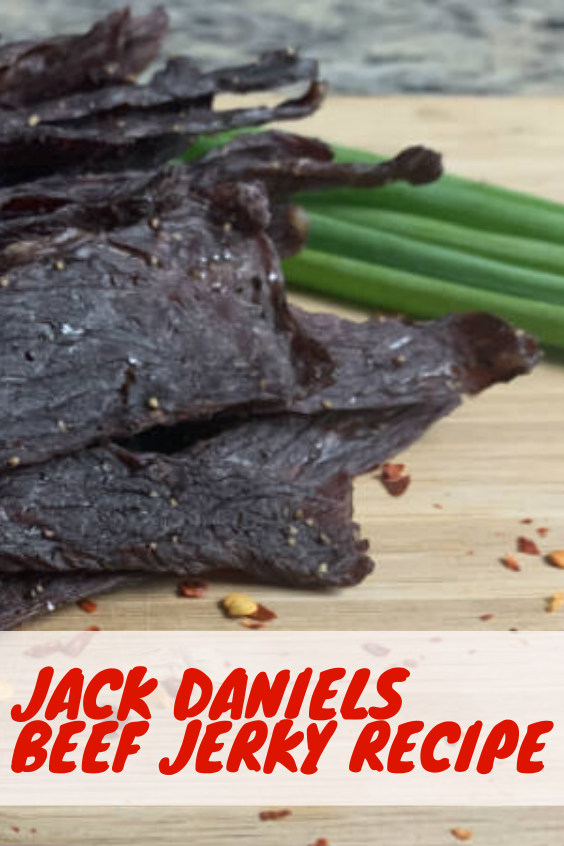 Jack Daniels Beef Jerky Recipe A Match Made In Heaven In 2020 Beef Jerky Recipes Jack Daniels Beef Jerky Recipe Brown Sugar Beef Jerky Recipe
