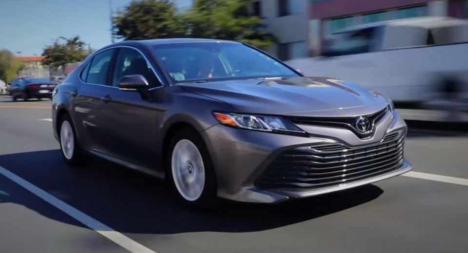 KBB Says 2018 Camry Is Still The Sensible Choice But With Added