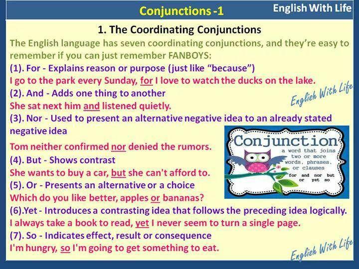Forum | ______ Learn English | Fluent LandThe Coordinating