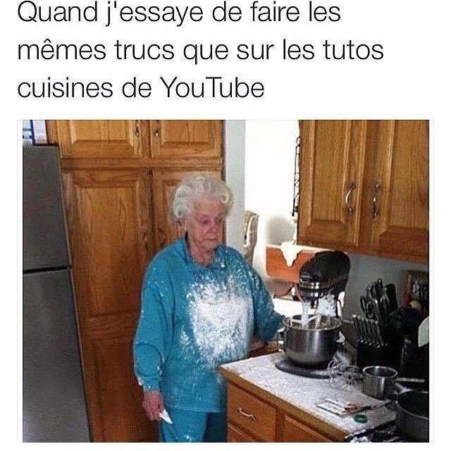 Horrible Cooking Meme