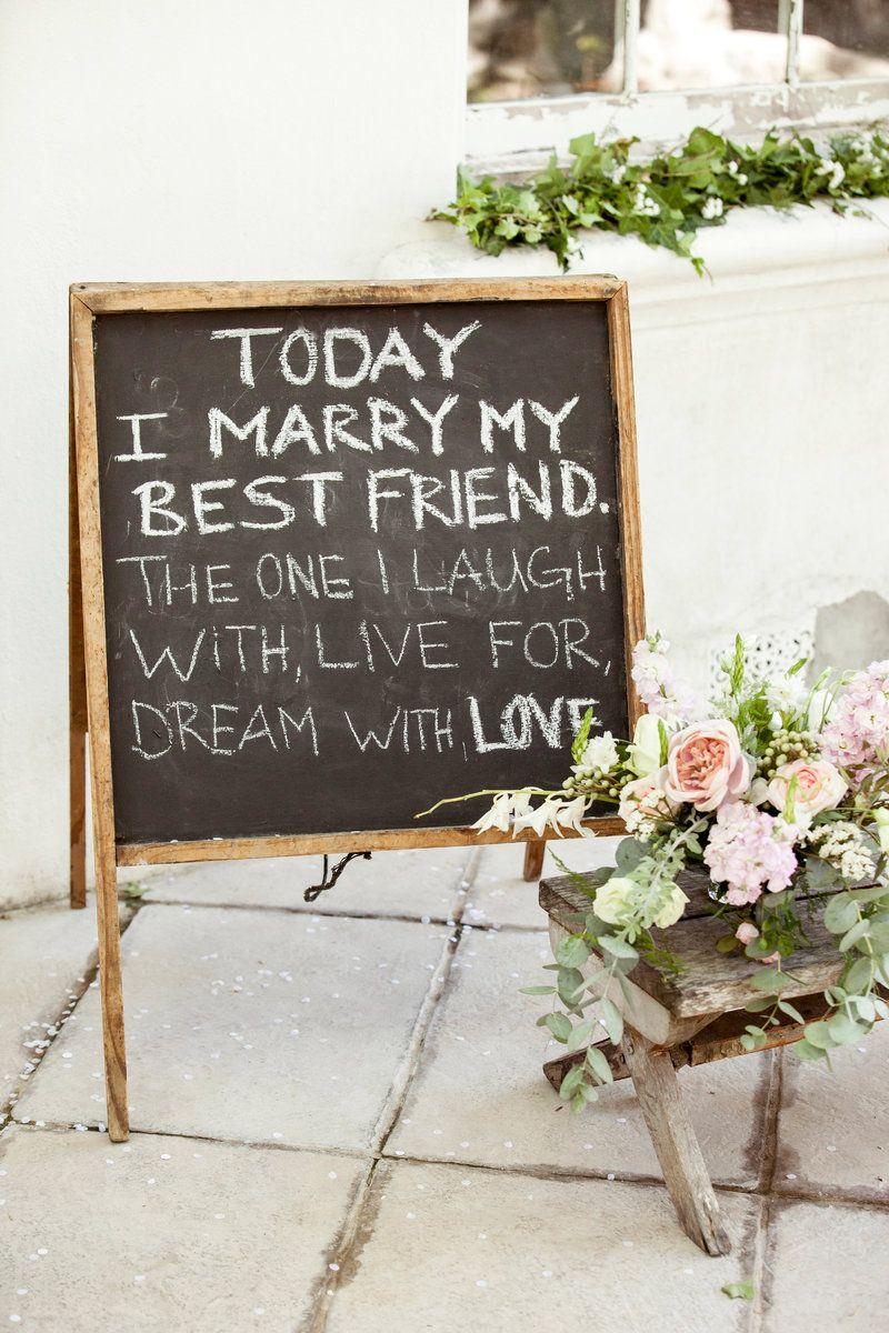 Um den Tag für Braut und Bräutigam perfekt zu machen, geht es hier