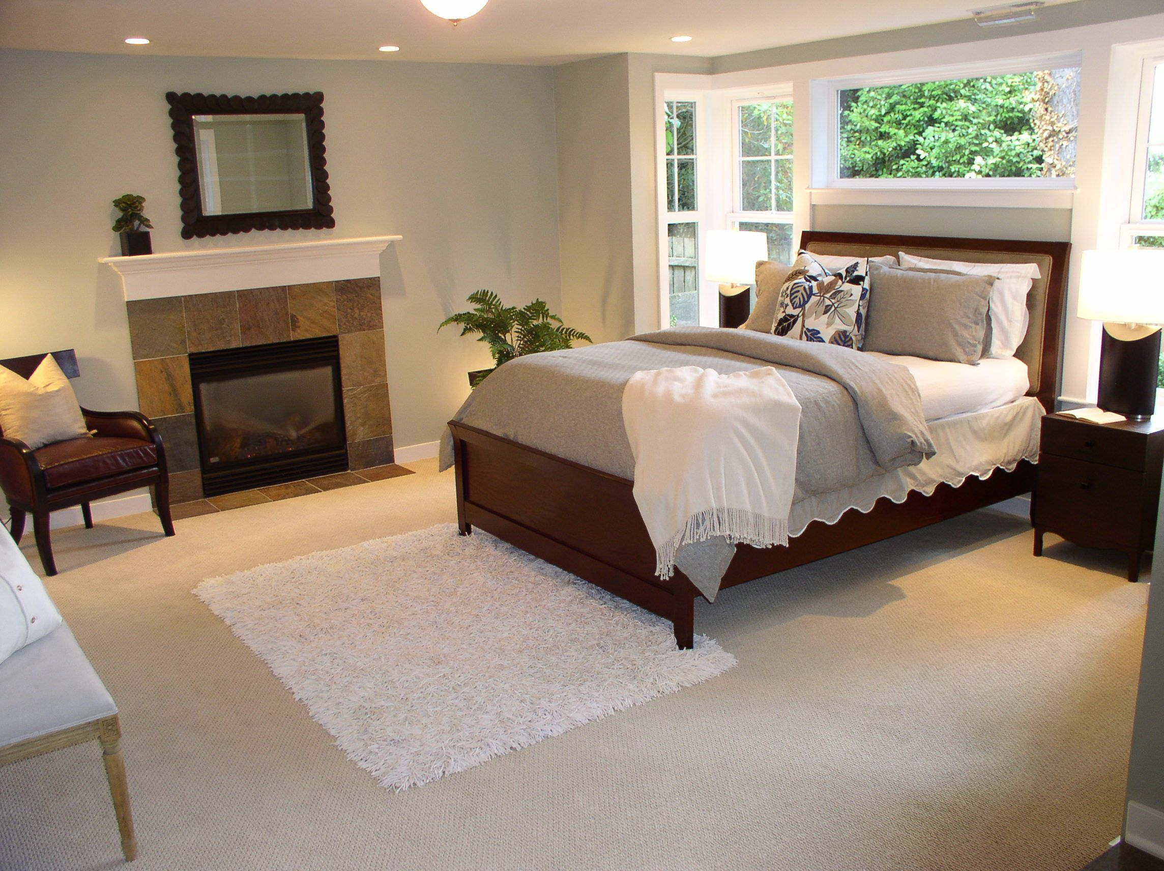 Fresh Basement Bedroom Decorating Ideas