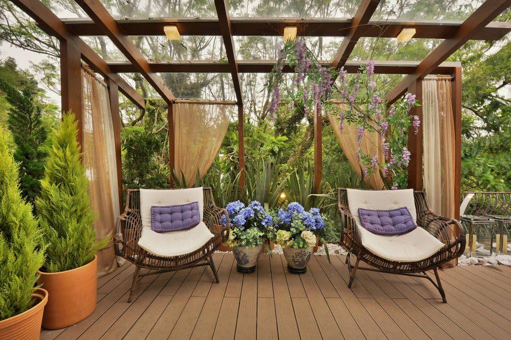 foto di terrazza in stile di bender arquitetura arquitetura