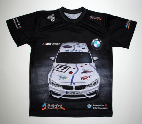 BMW M-Power T-shirt Maglietta Camiseta DTM Nürburgring Racing Travel Outdoor 7