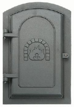 8 x 12 cast iron clean out door chimney cleaning pinterest