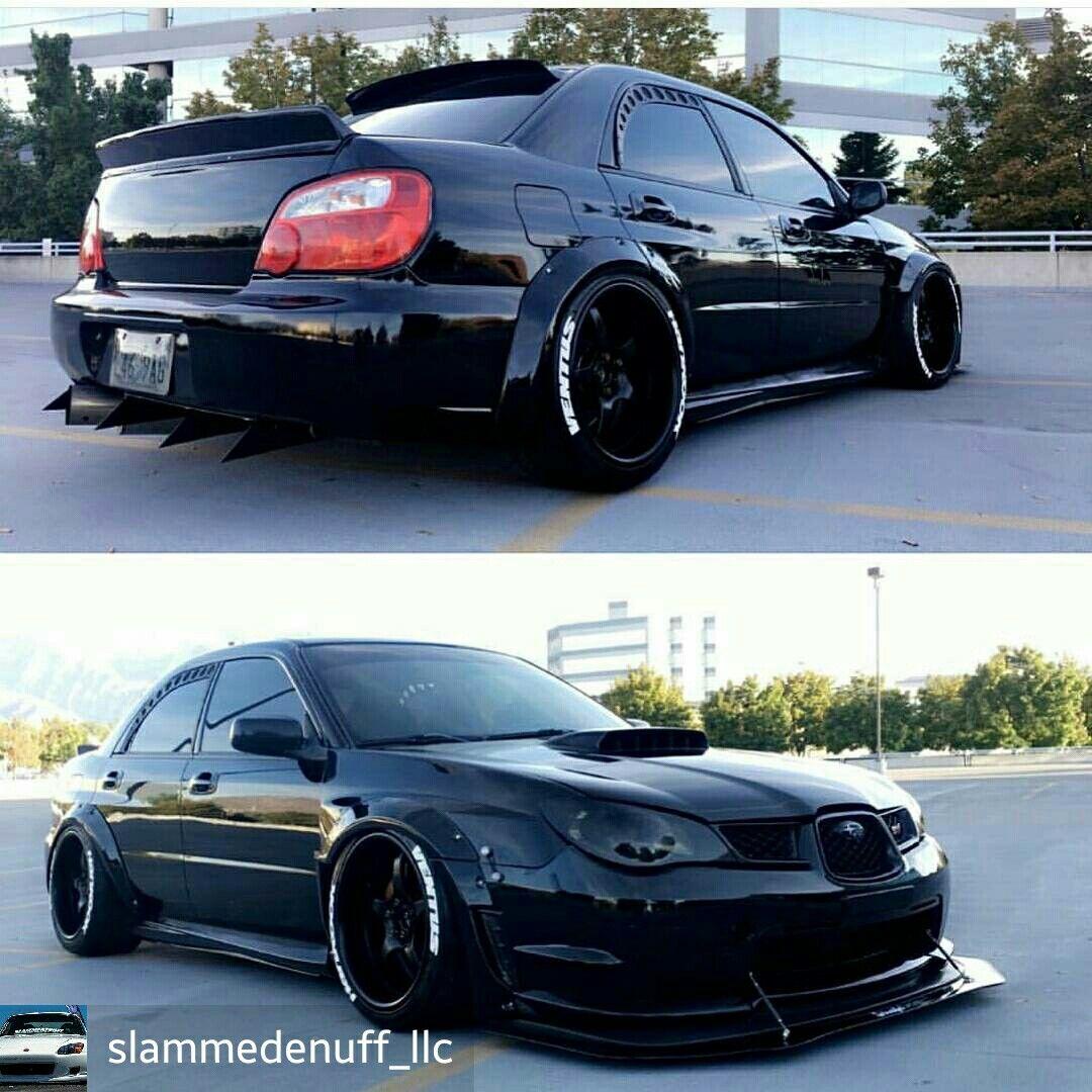 Slammed subie (With images) Wrx, Subaru wrx, Tuner cars