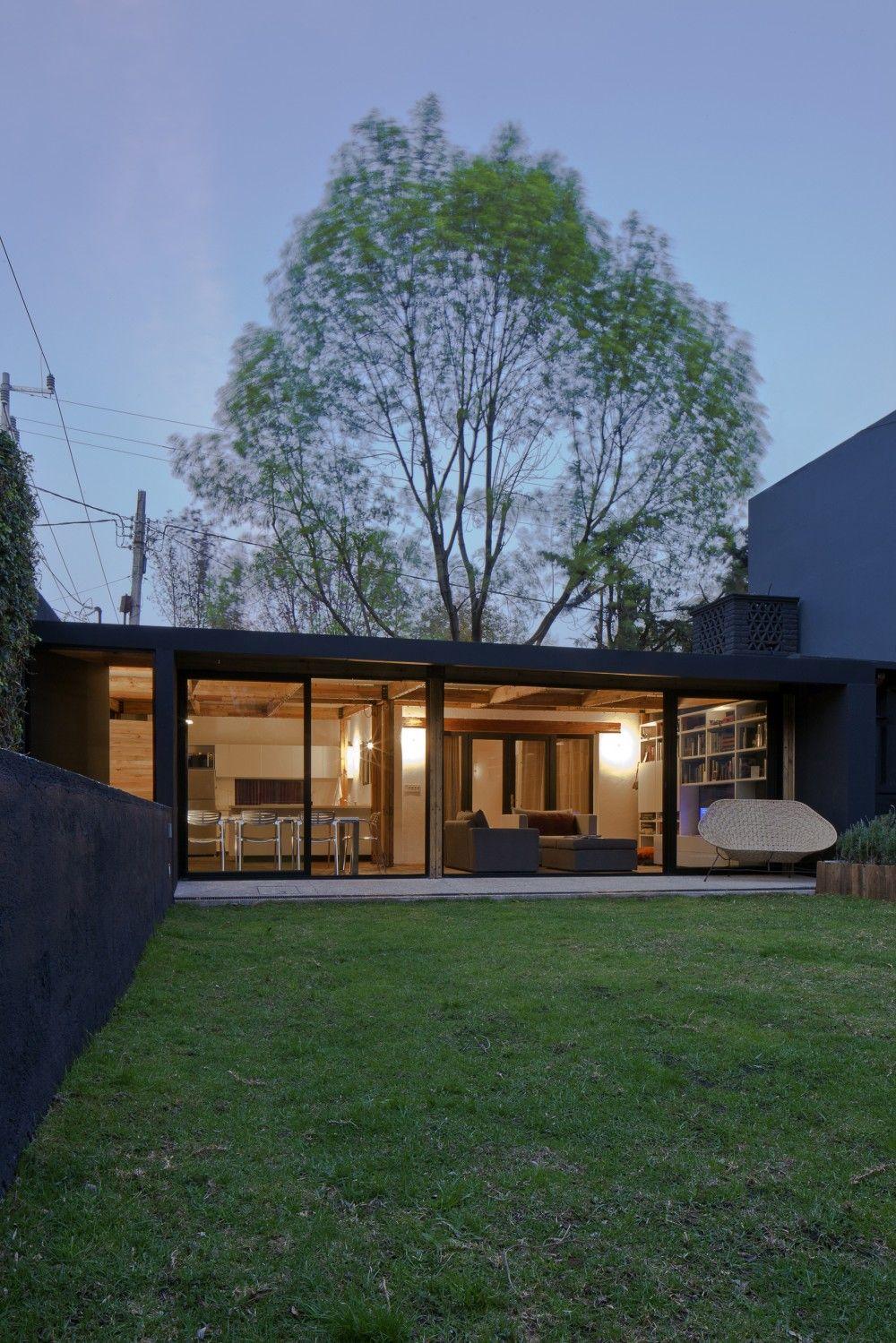 sustainable 90 sqm residence in mexico city casa calero 1 1 ideas rh pinterest com