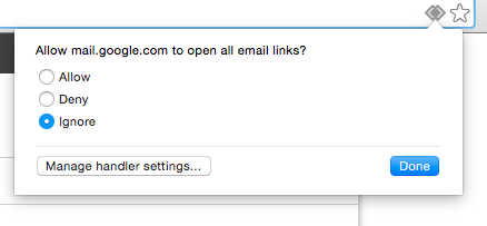 Hate that the Mac OS X Mail app opens every time you click a