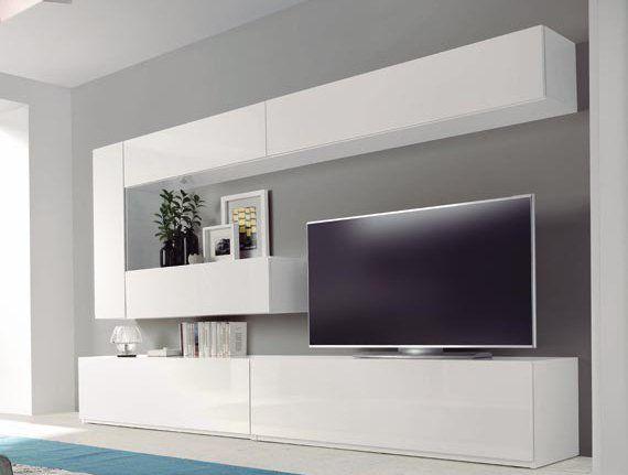 Salones modernos muebles capsir armarios en 2019 - Muebles capsir ...