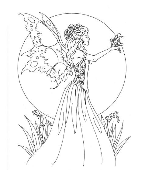 Ausmalbilder Feen Und Elfen Malvorlage Prinzessin Hochzeit Malvorlagen Disney Prinzessin Malvorlagen
