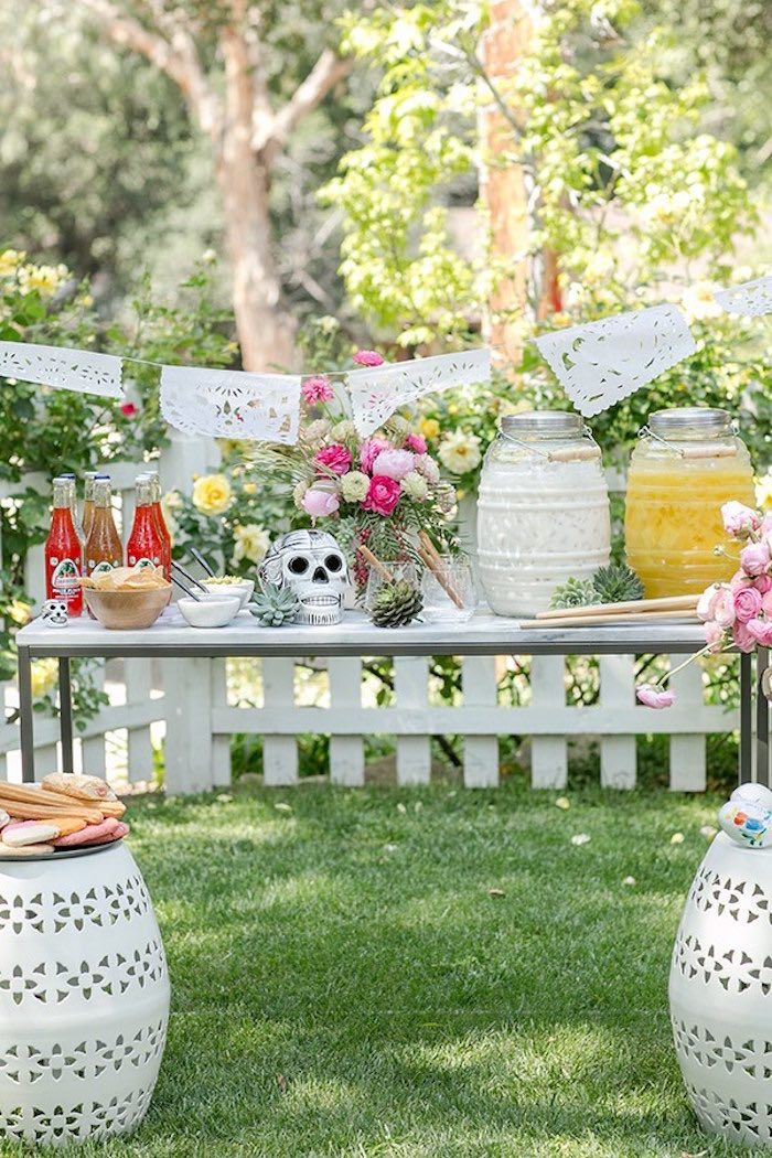 Cinco De Mayo Garden Party At Karau0027s Party Ideas. Donu0027t Miss The Glorious