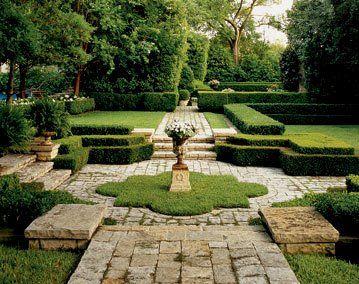 Front garden design idea the enchanted home jardiner a for Paisajismo jardines rusticos