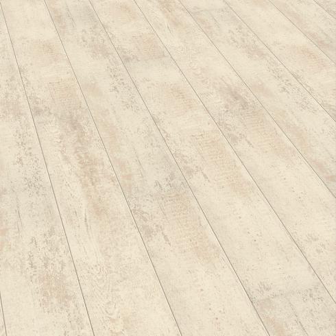 Elesgo Supergloss Extra Sensitive Antique White Laminate Flooring