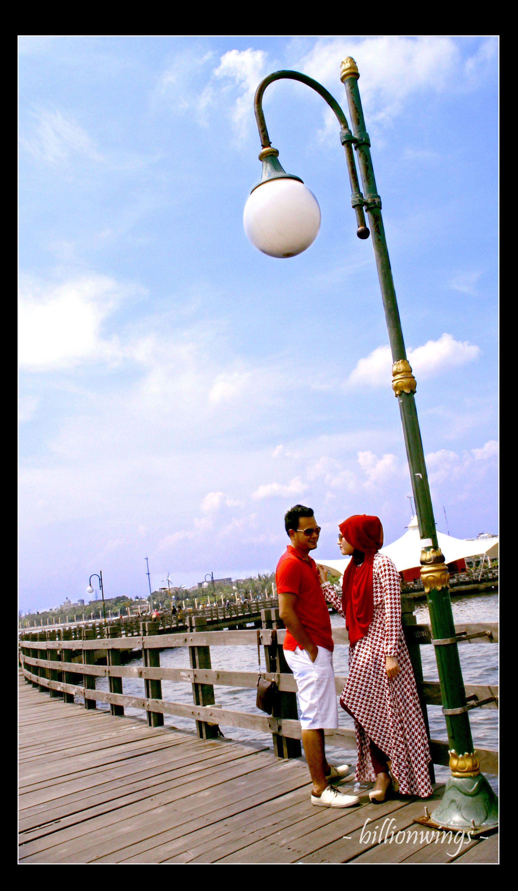Sahrul Anita Prewedding At Ancol Jakarta Prewedding And Wedding