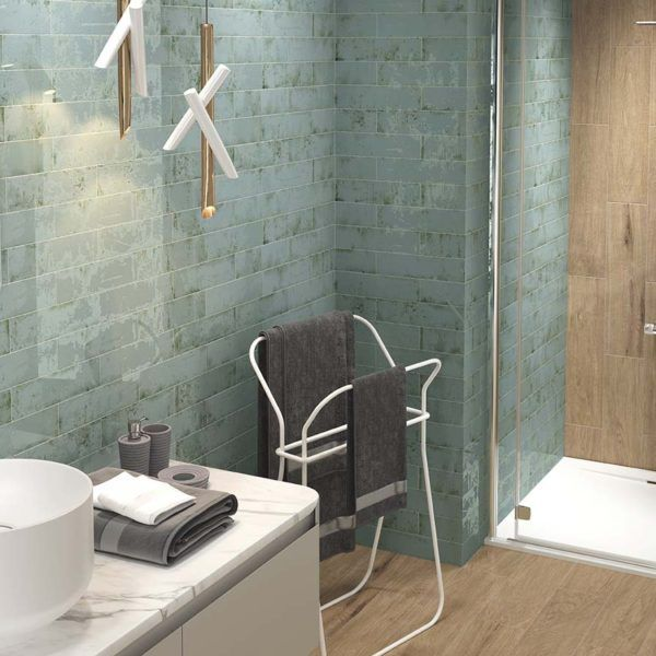 We Have Great Pricing On Grunge Pressed Ceramic Wall Tile By Tesoro International Whole