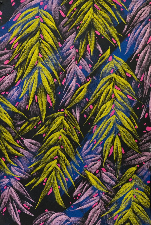 julien colombier prints co pinterest motifs vegetal et jungle. Black Bedroom Furniture Sets. Home Design Ideas