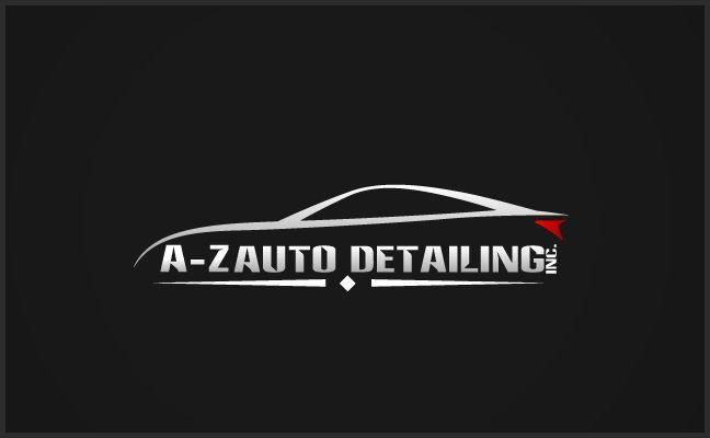 A-Z Auto Detailing Logo Design for Auto detailing Company ...