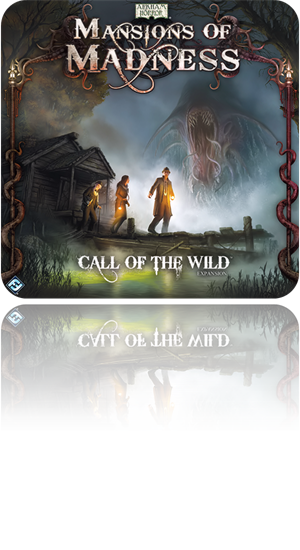Mansions Of Madness Call Of The Wild Expansion Call Of The Wild The Expanse Mansions