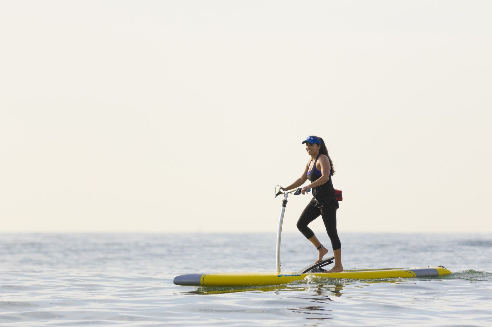 Step On And Go Introducing The Hobie Mirage Eclipse Avec Images Stand Up Paddle Kayak Velo Aquatique