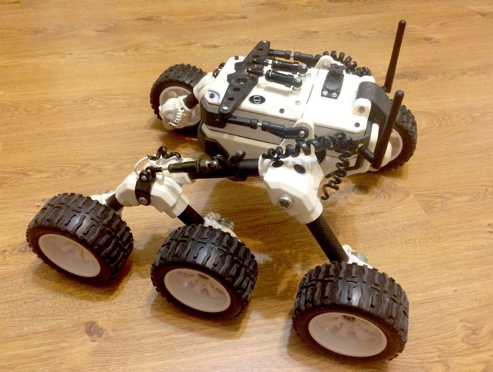 mars rover thingiverse -#main