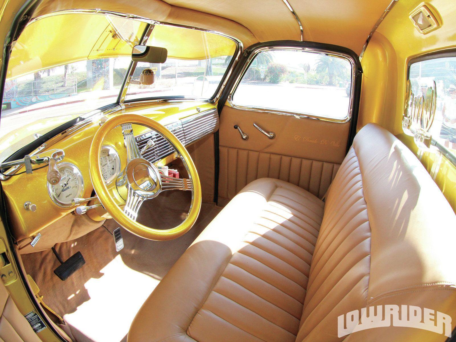 1953 Chevrolet 3100 Tan Custom Interior Dream Cars