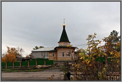 Храм в селе Кошки