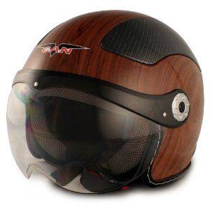 Helmet wood