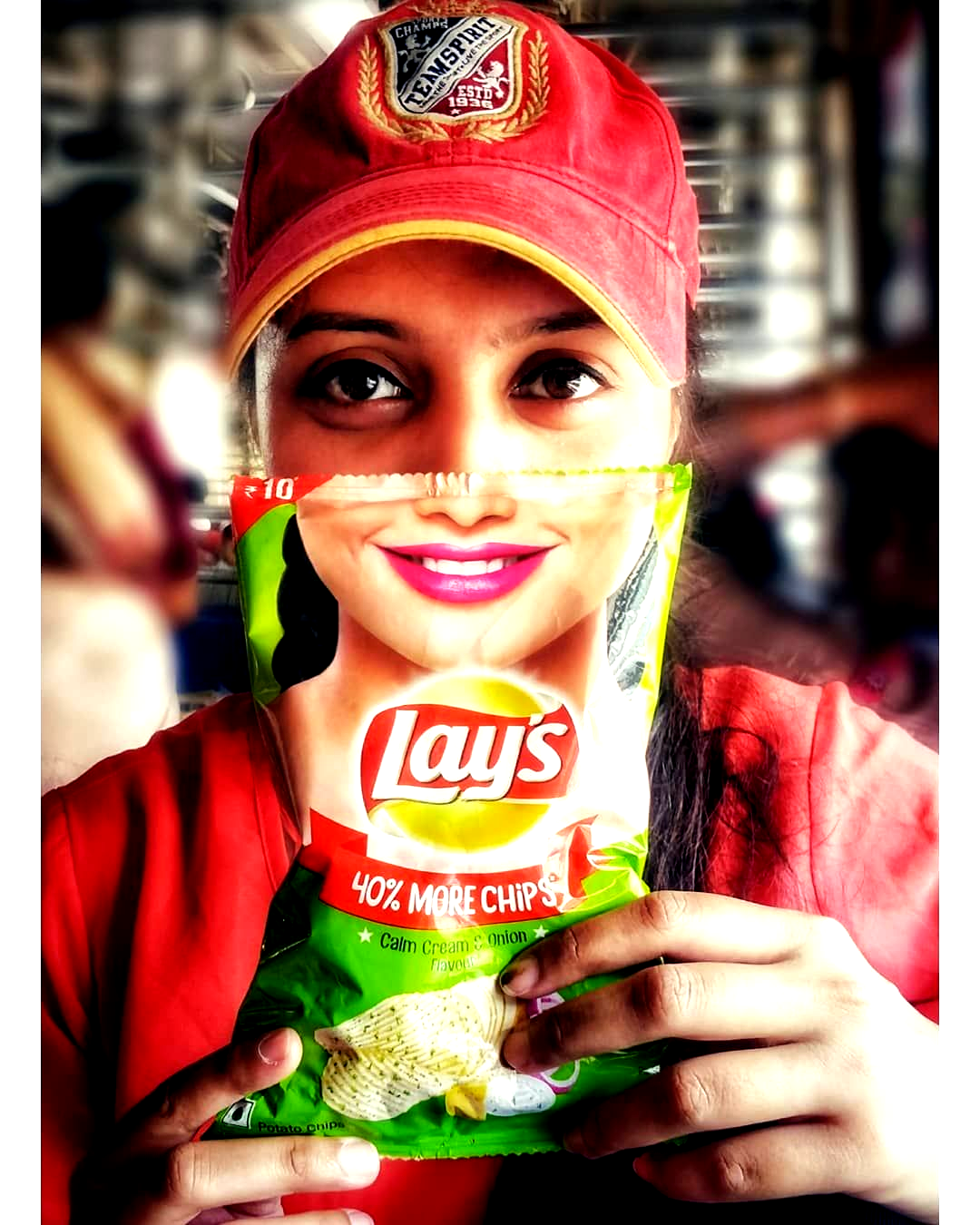 Halloween costumes Halloween costumes women DIY Halloween makeup scary makeup ideas gift idea gift for boyfriend gift for girlfriend gifts for men gifts   Memories Smile and throwback to some good times ! #smilewithlays #SmileDekeDekho #sharewithsmiles #repost @lays_india #lays #laysindia #favorite #childhoodmemories #smile #spreadingsmiles #creative #diy #happiness #handcrafted #gifts #happy halloween makeup