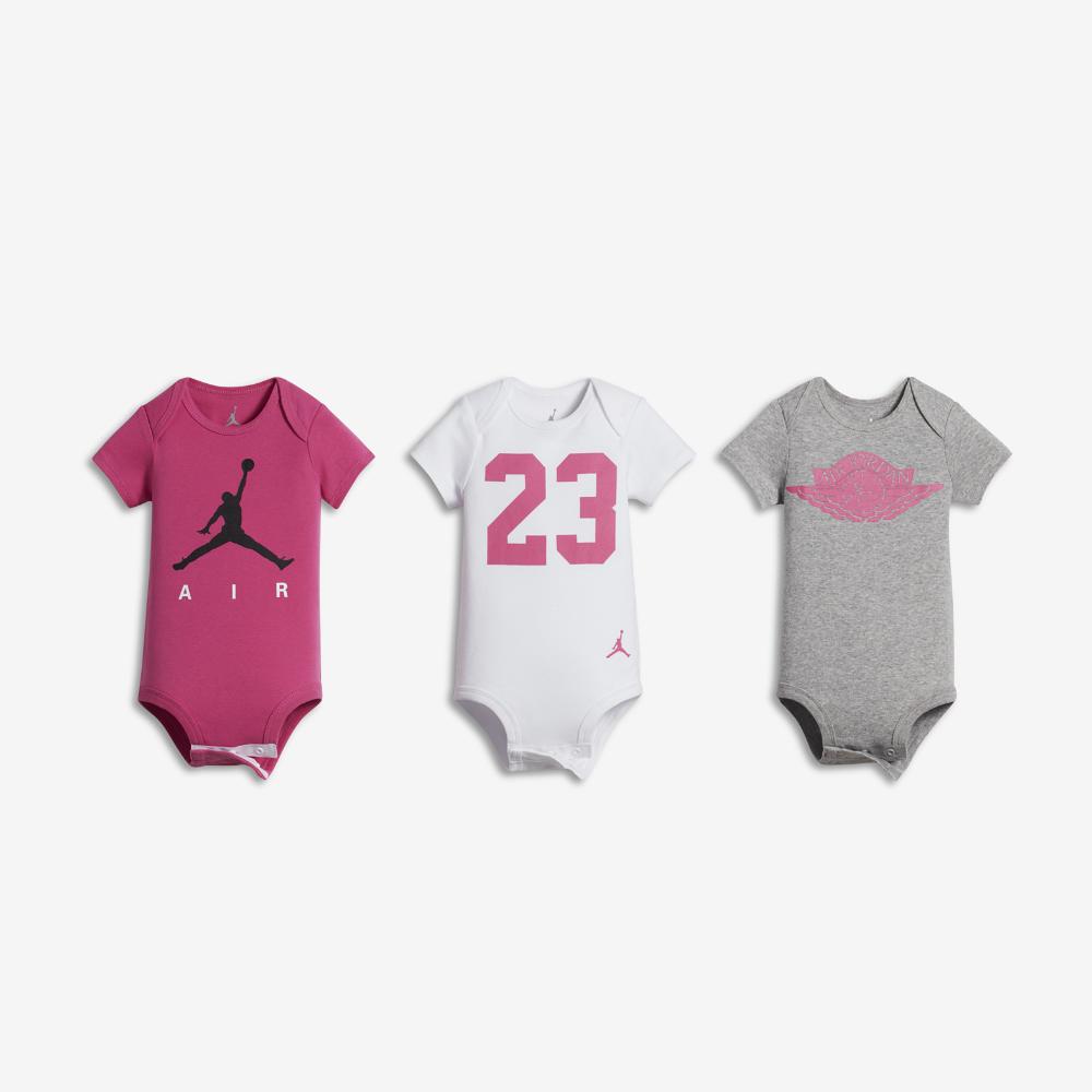 Jordan 23 Air Three-Piece Infant Girls