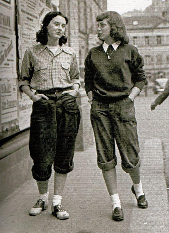 mode annees 40 femme et pantalon mode vintage pinterest mode ann es 40 ann es 40 et pantalons. Black Bedroom Furniture Sets. Home Design Ideas