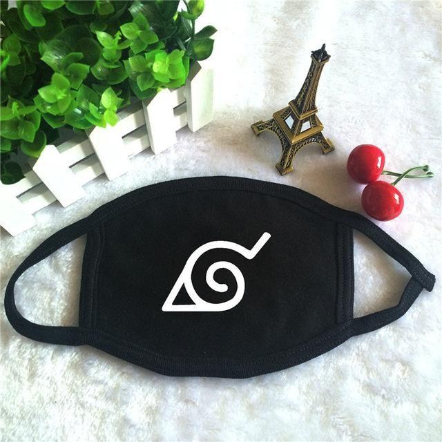 masque anti pollution naruto
