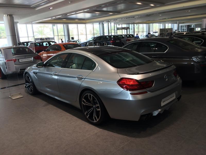 Dubizzle Dubai | M6: BMW M6 GC , GRAND COUPE , Pure Metal Silver