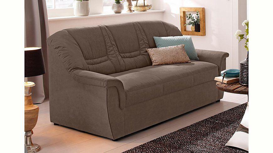 3 sitzer sofa mit federkern, home affaire 3-sitzer «zoe», mit federkern-polsterung, in 3, Design ideen