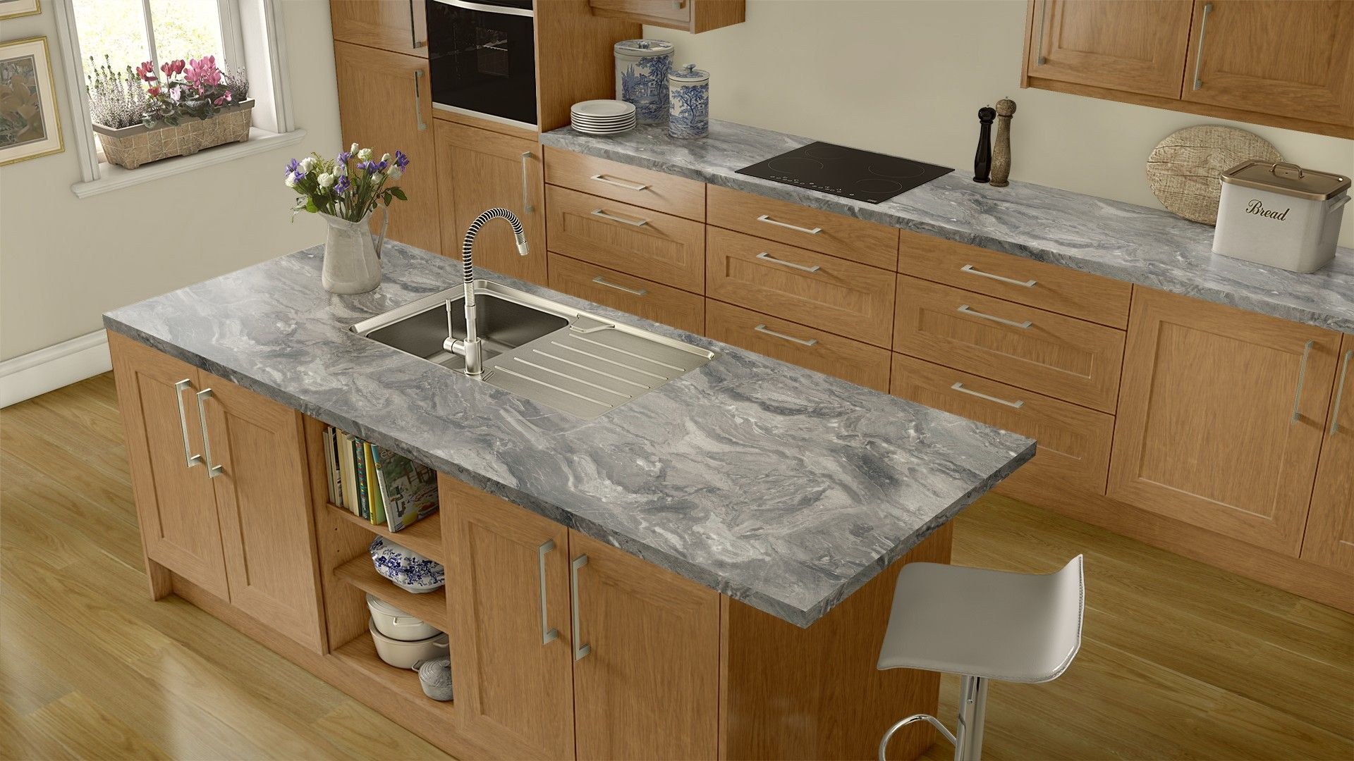 Lario Glaze Kithen Upgrade Kitchen Kitchen Cabinets