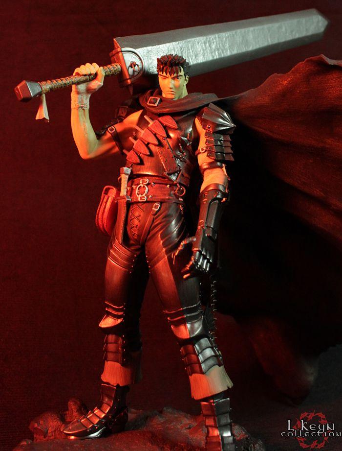 Guts: Black Swordsman (Normal Edition) (Berserk ...