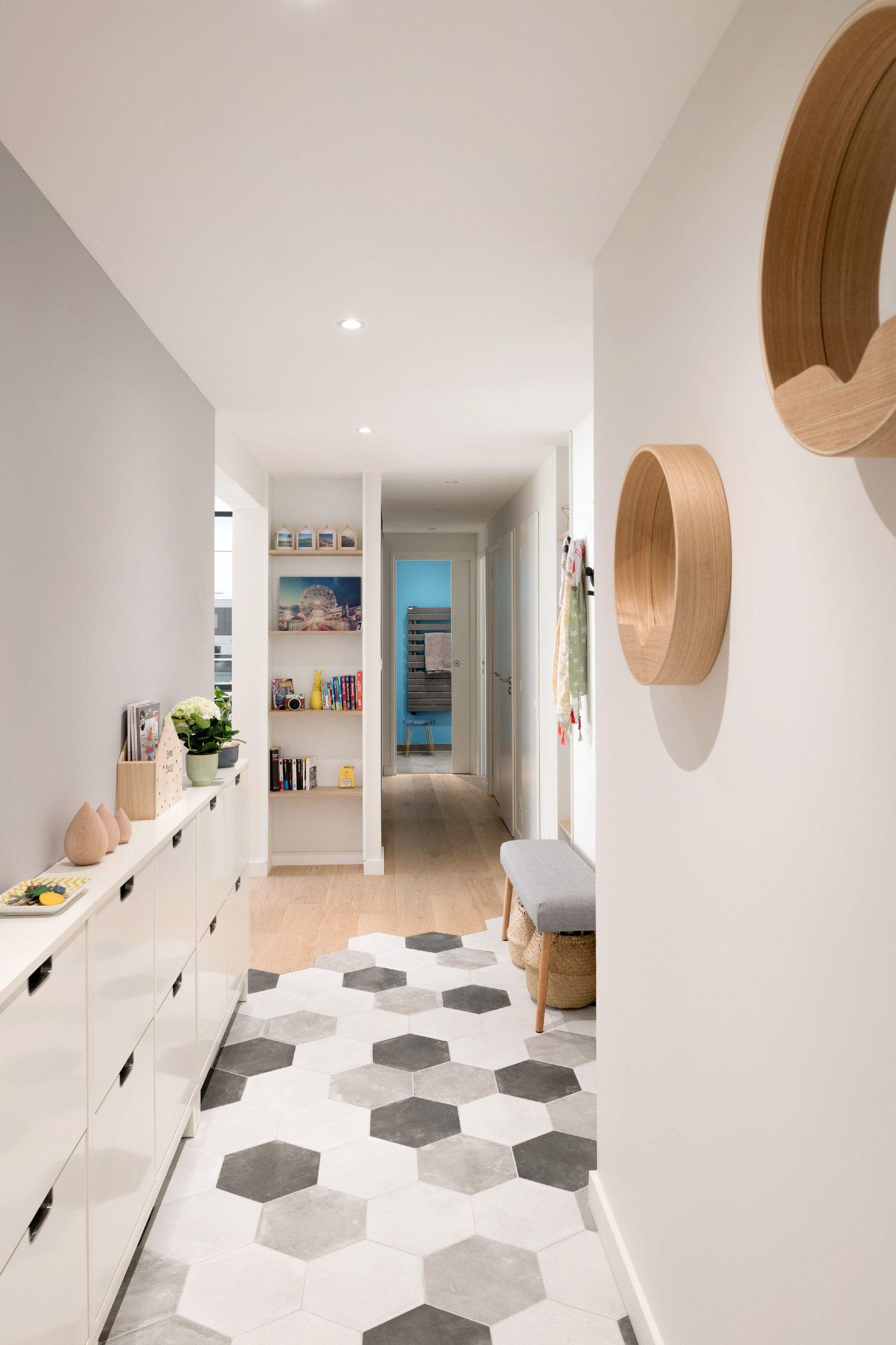Skea Designer Deco Entree Maison Decoration Appartement Moderne Deco Canape Gris Clair