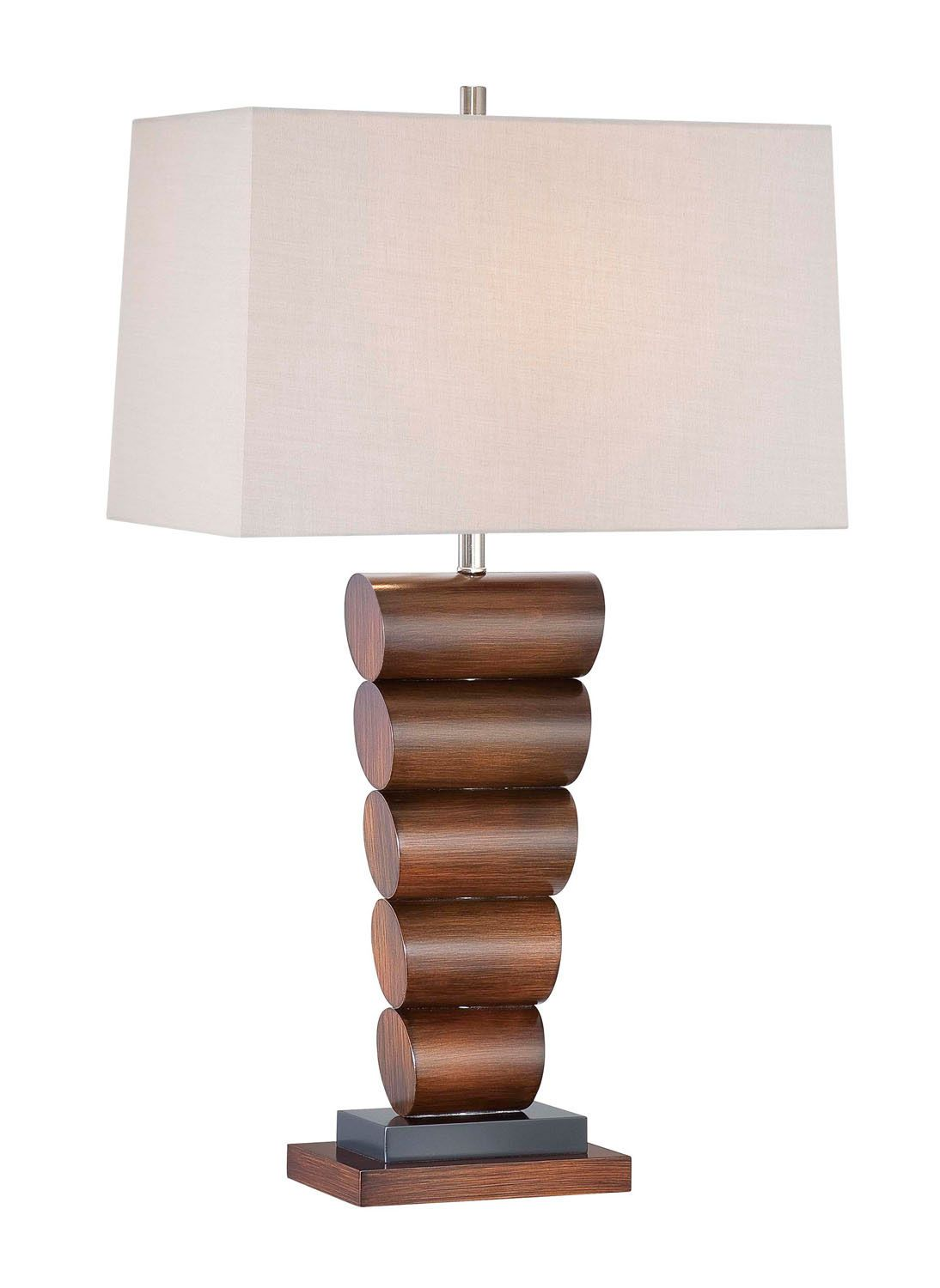 One light table lamp rustic entry lighting pinterest one light table lamp geotapseo Gallery