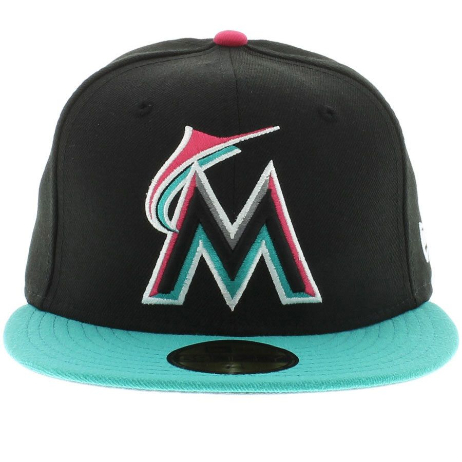 1bcac15d561e Miami Marlins For The Lebron 8 South Beach 59fifty