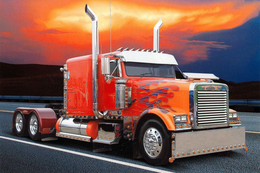 1996 Freightliner Classic Xl Freightliner Classic Freightliner Freightliner Trucks
